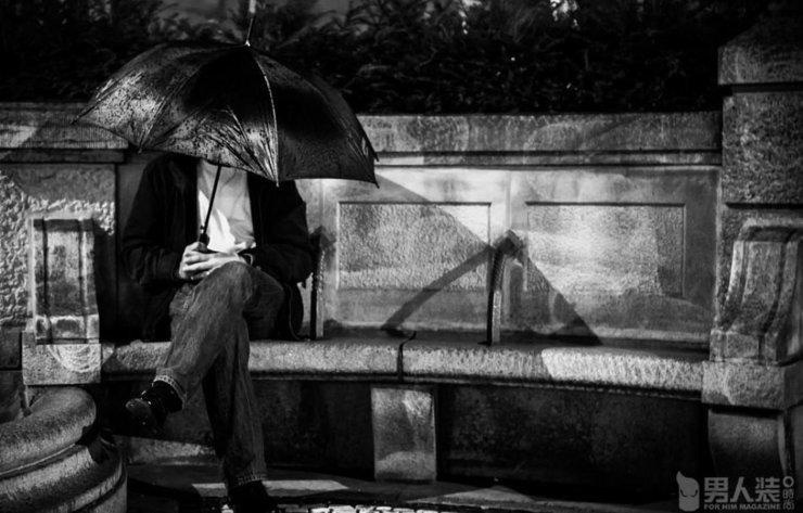 伞下的世界 在雨天拍下不一样的美妙光景