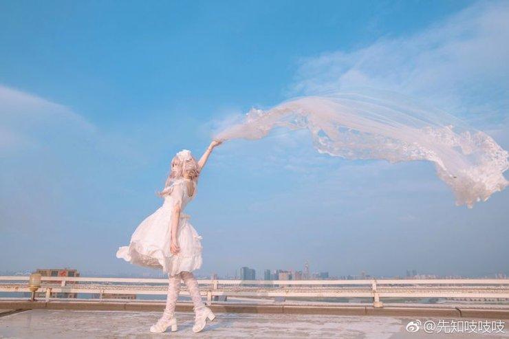 公主动漫【天空就像是另一个世界一样啊】