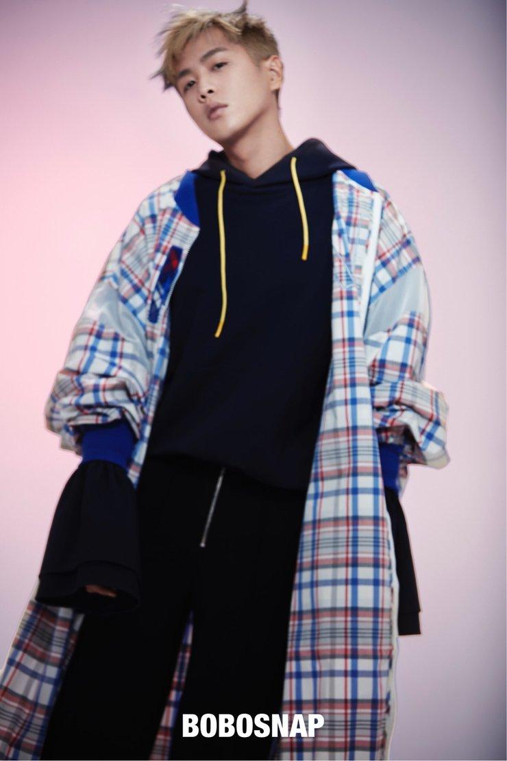 张若昀最新写真   叛逆少年演绎最潮街头风