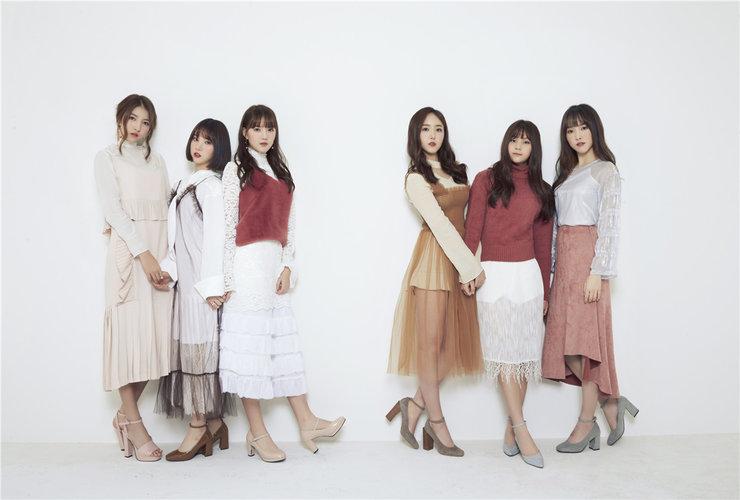 韩国女团GFriend清新写真 复古少女风