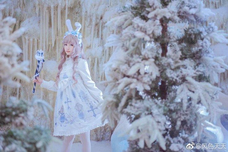仙女动漫 lolita私影 北十字星辰