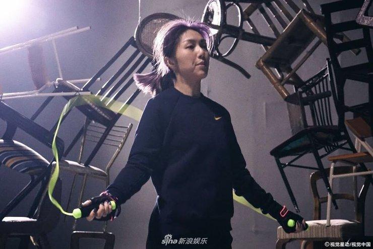 杨千�梦�演唱会进行地狱式训练 向所有人证明女性的强大
