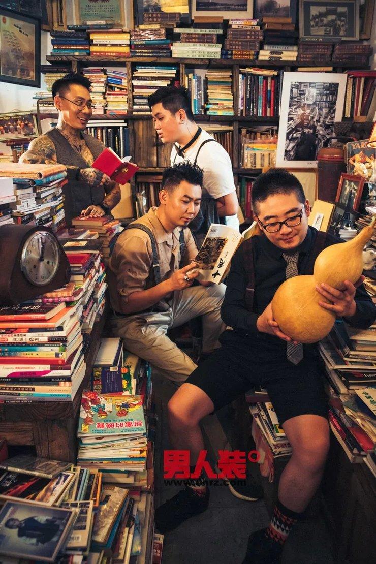 干货   活在地下的中国摇滚