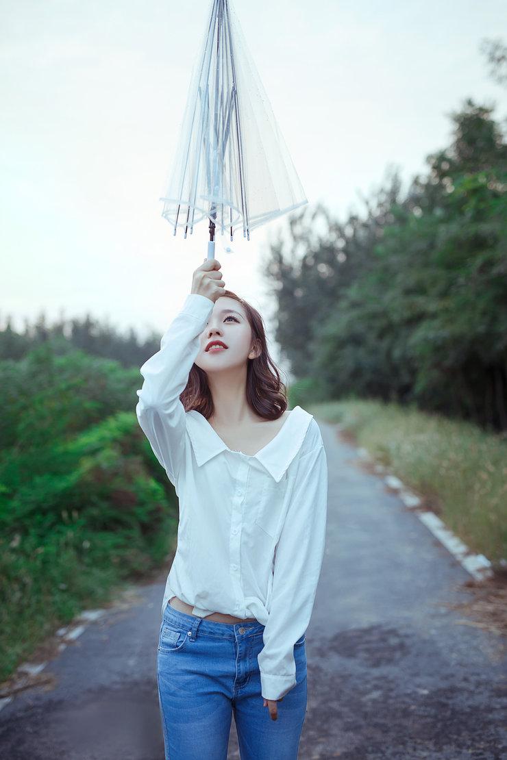 清纯摄影唯美写真 属于18岁的青春无敌