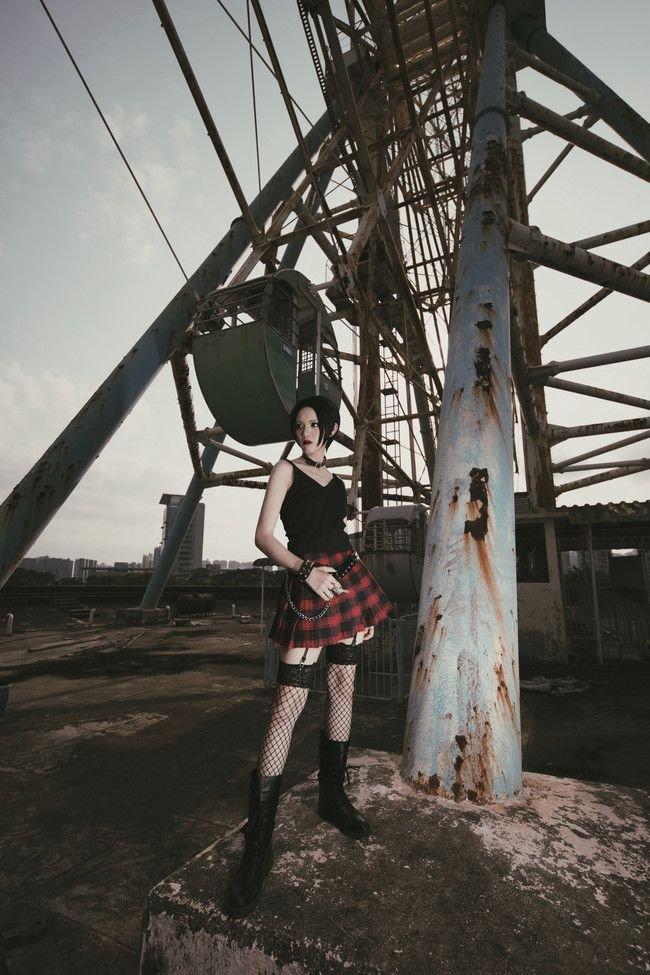 大崎娜娜 cosplay动漫女神