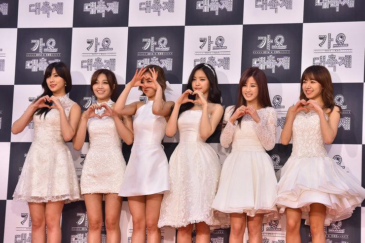 韩女团APINK高清美照 甜美可人宛如糖果少女