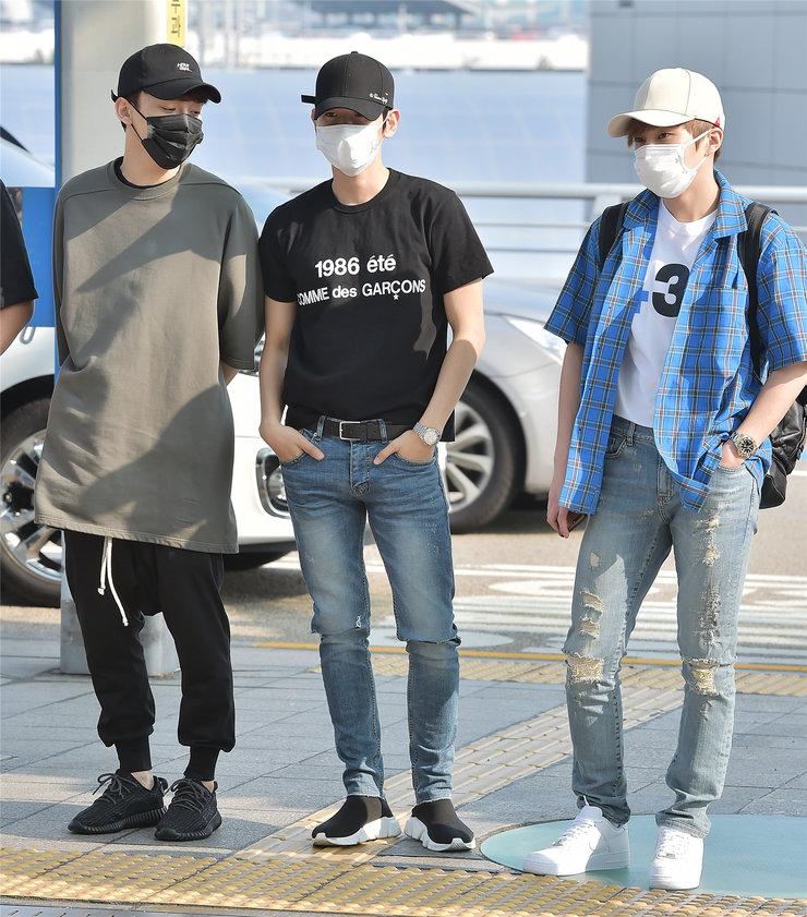 EXO帅气街拍 理想型男友上线